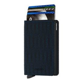 Secrid Secrid Slim Wallet Dash Navy pasjeshouder