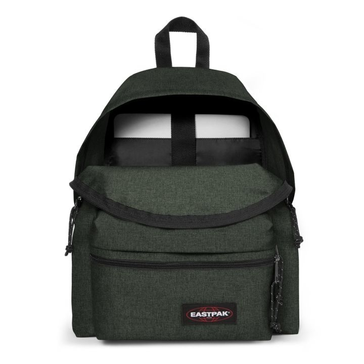 Eastpak Eastpak Padded  Zippl'r Crafty Moss - schooltas met laptopvak / tabletvak