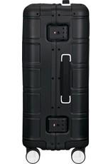American Tourister American Tourister Alumo  Spinner 55 Black Aluminium handbagage Reiskoffer made by Samsonite