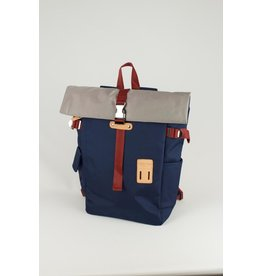 Harvest Label Harvest Label Rolltop rugzak Norikura 2.0 Navy