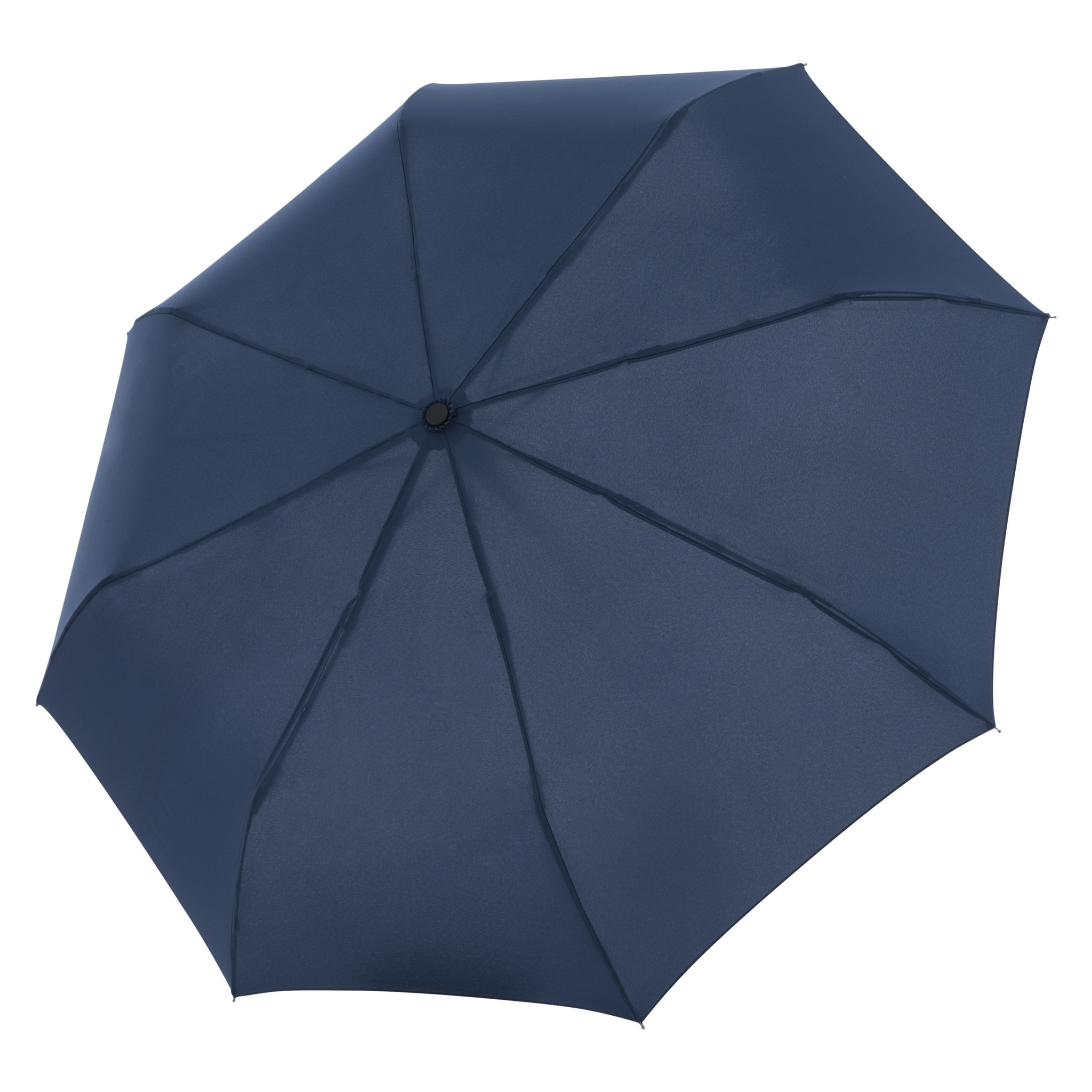 Doppler Doppler Flipback Stormparaplu - Navy Blauw