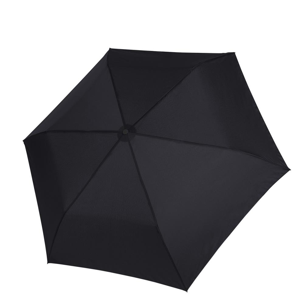 Doppler Doppler Zero 99 zeer lichte compacte Stormparaplu - Black
