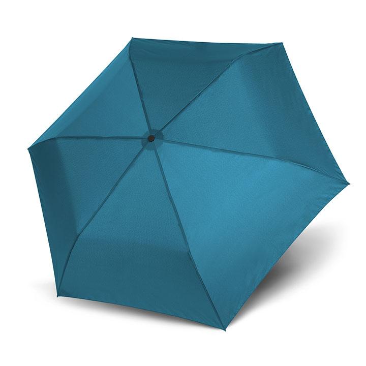 Doppler Doppler Zero 99 zeer lichte compacte Stormparaplu - Ultra Blue