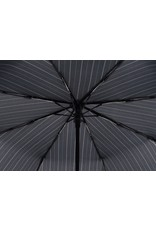 Doppler Doppler Flipback Stormparaplu - Stripes