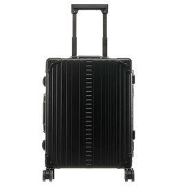 "Aleon Aleon 21"" International Carry-on - Aluminium handbagage Reiskoffer - Onyx"
