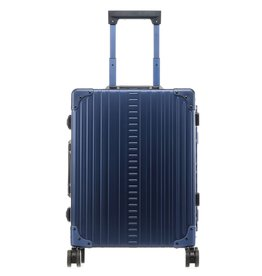 "Aleon Aleon 21"" International Carry-on - Aluminium handbagage Reiskoffer - Sapphire"