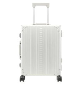 "Aleon Aleon 21"" International Carry-on - Aluminium handbagage Reiskoffer - Platinum"