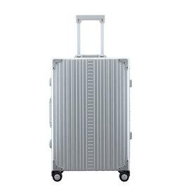 "Aleon Aleon 26"" Traveler Aluminium middenmaat Reiskoffer - Platinum"