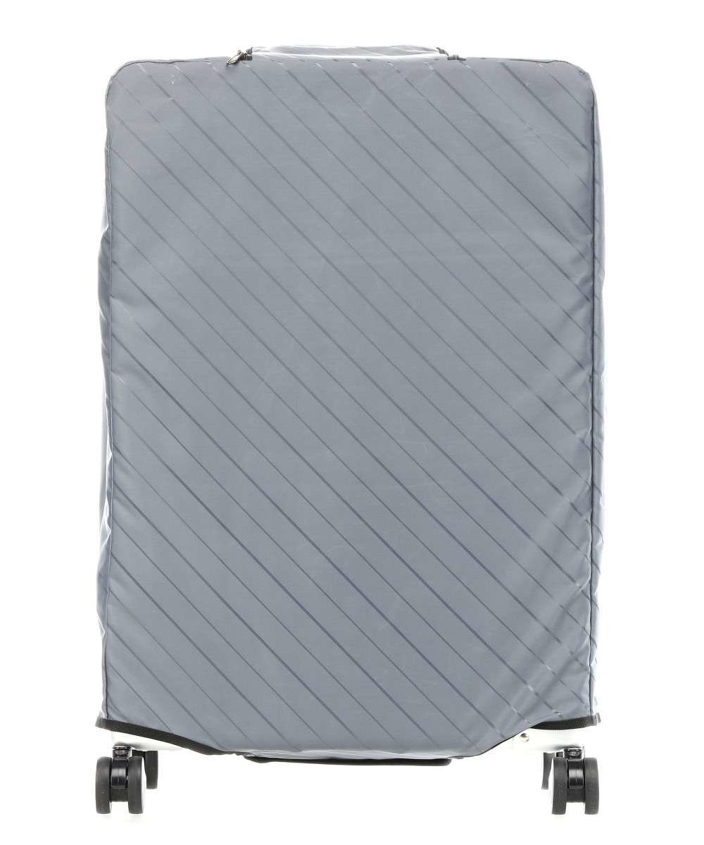 "Aleon Aleon 26"" Traveler Aluminium middenmaat Reiskoffer - Platinum zilver"