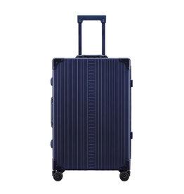 "Aleon Aleon 26"" Traveler Aluminium middenmaat Reiskoffer - Sapphire"