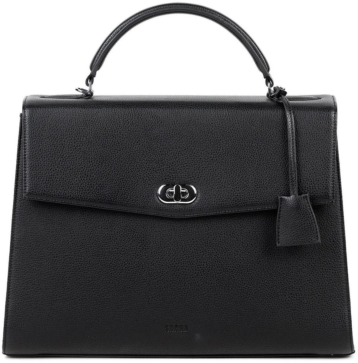 "Socha Socha Audrey Businessbag 13.3"" Black"
