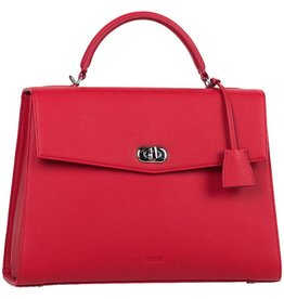 "Socha Socha Audrey Businessbag 13.3"" Cherry Red"