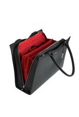 "Socha  Socha Business 15.6"" Laptoptas Straight Line - Black"