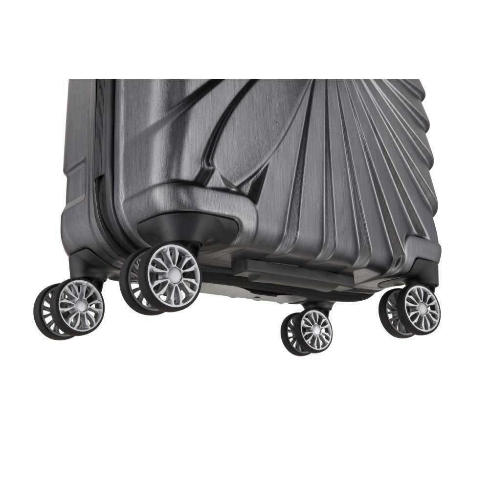 Titan Titan Triport handbagagekoffer Anthracite 55 cm  cabinsize