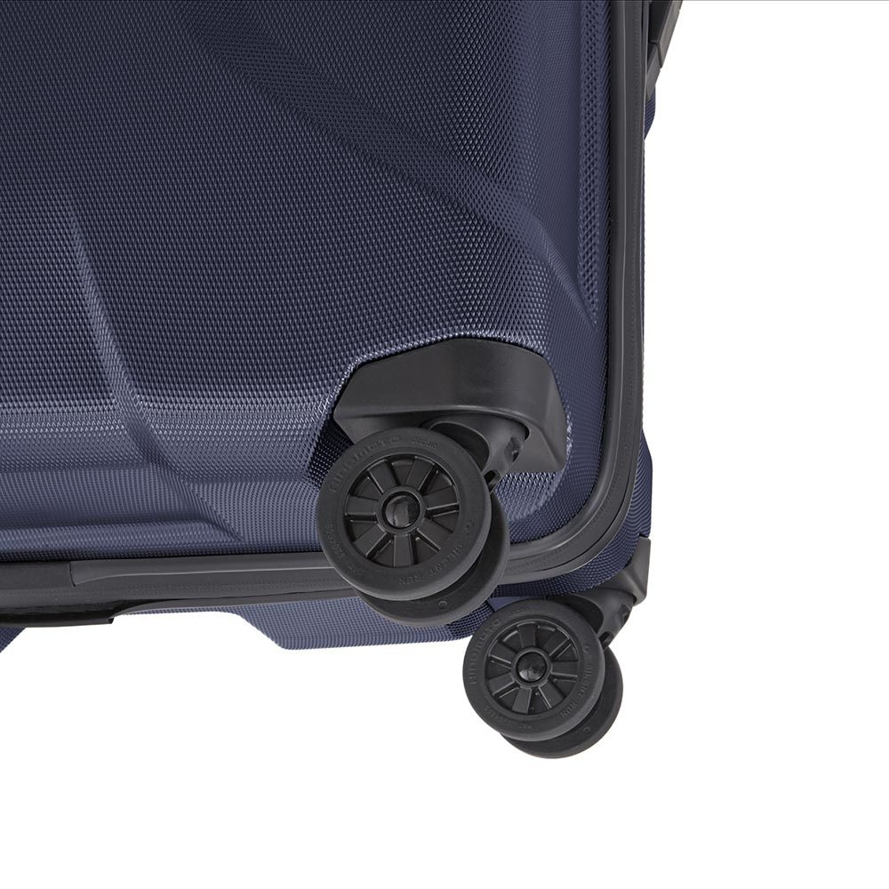 Titan Titan X2 4wiel handbagage reistrolley 55 Navy
