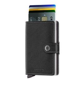 Secrid Secrid Mini Wallet Card Protector Original Black