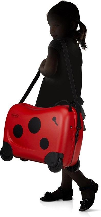 Samsonite Samsonite Dream Rider Suitcase Ladybird L.  kinderkoffer