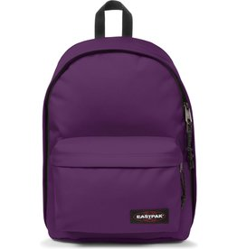 Eastpak Eastpak Out Of Office Power Purple schooltas met laptopvak
