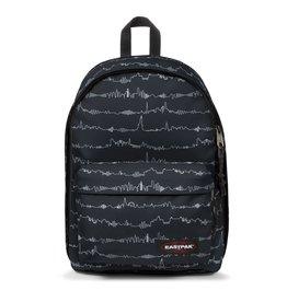 Eastpak Eastpak Out Of Office Beat Black schooltas met laptopvak