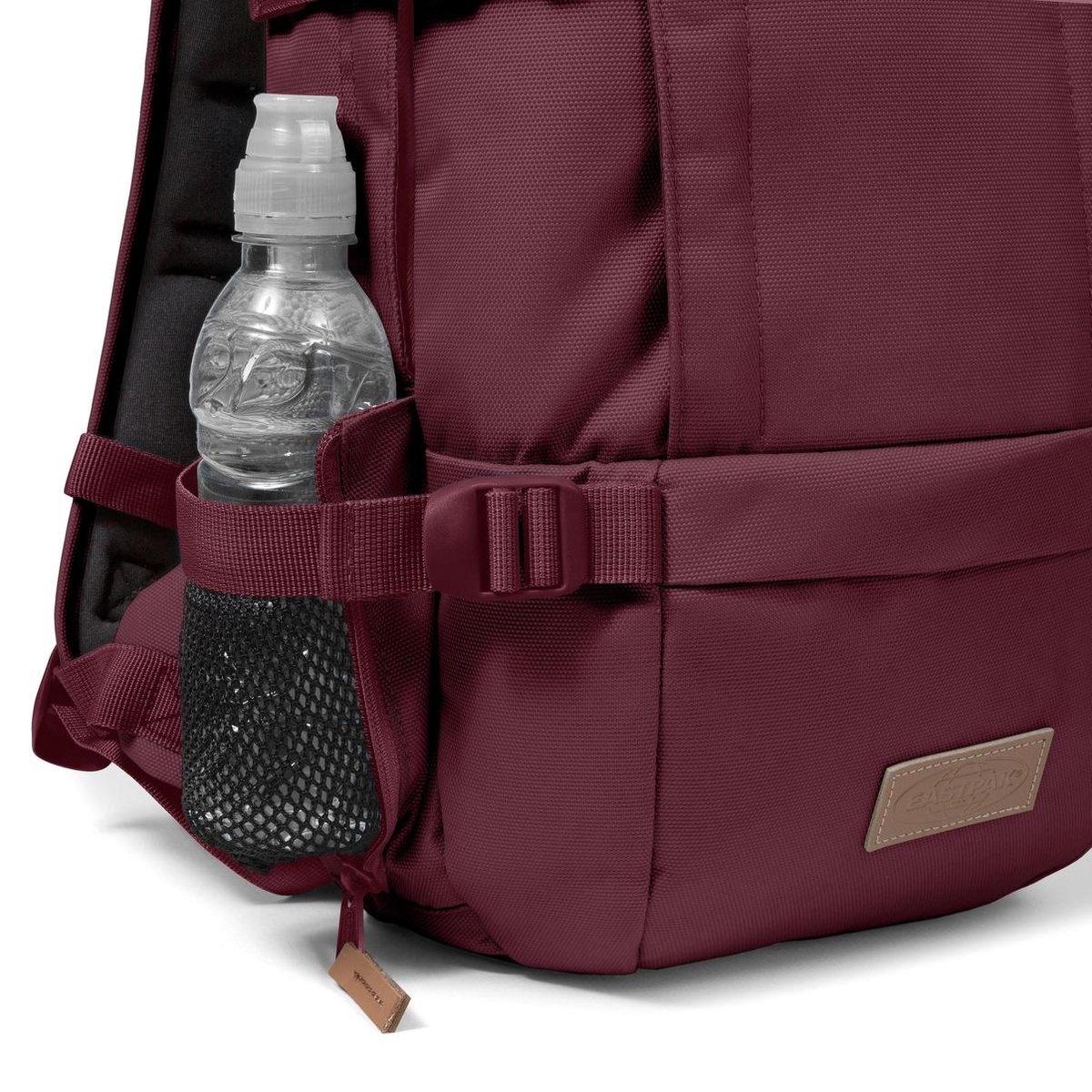 Eastpak Eastpak Floid Mono Wine platte 15.6 inch laptop rugzak