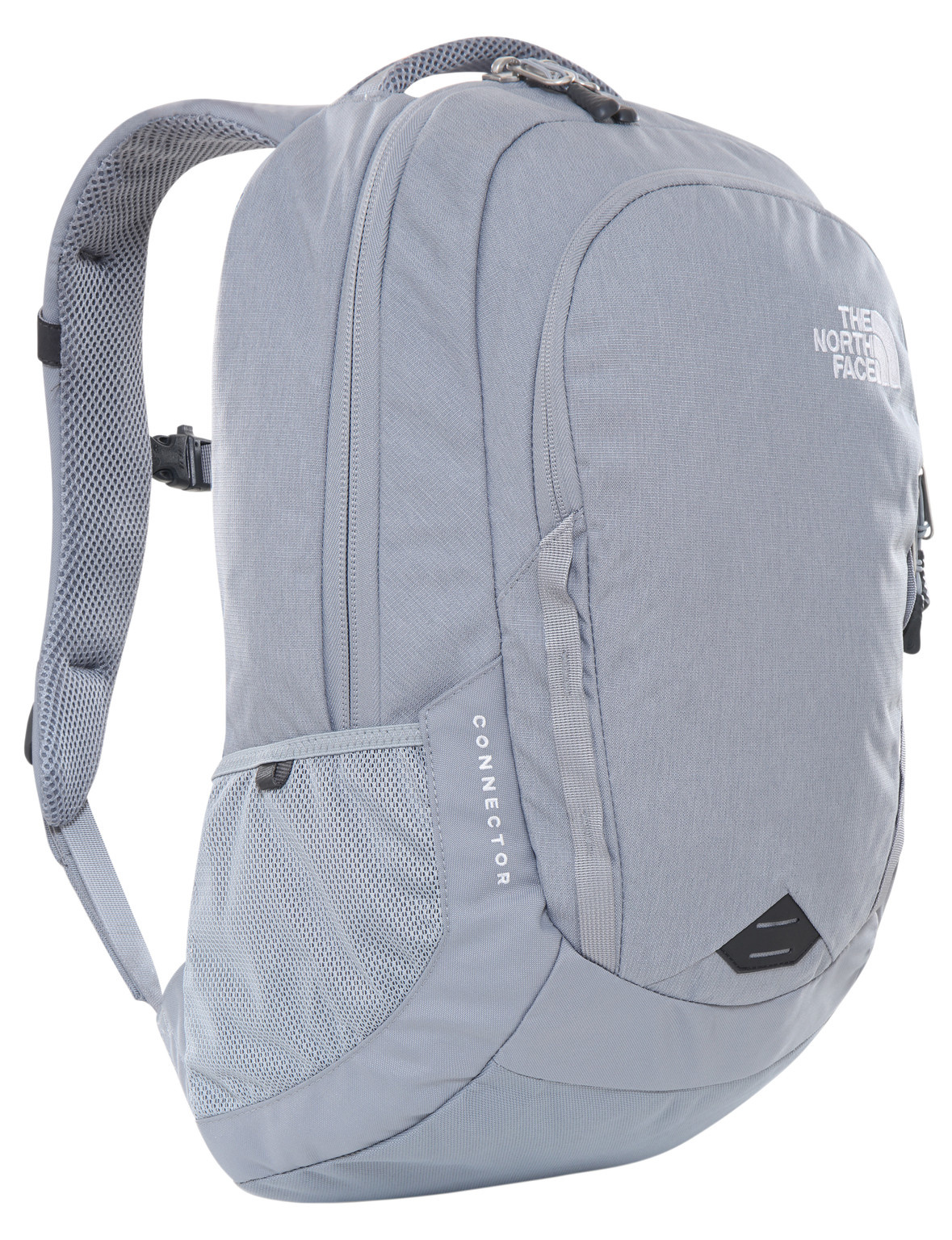 """The North Face The North Face Connector Mid Grey/Dark Heather 15"""" laptoprugzak"""