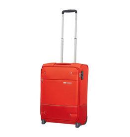 Samsonite Samsonite Base Boost Upright 55 Fluo Red handbagage koffer