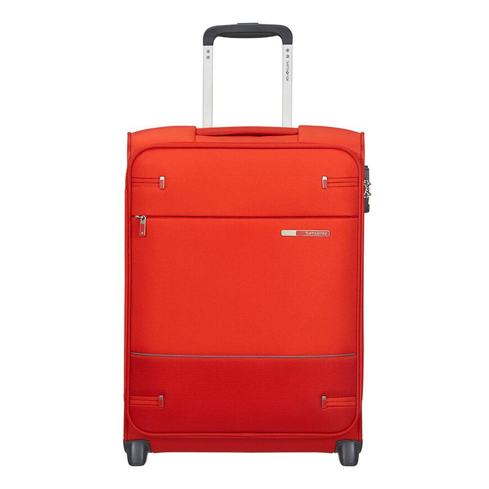 Samsonite Samsonite Base Boost Upright Fluo Red 55x40x20 cm handbagage koffer