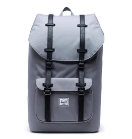 Herschel Herschel Little America Grey Black rugzak