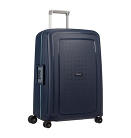 Samsonite Samsonite S'Cure Spinner 69cm Navy Blue Capri Reiskoffer