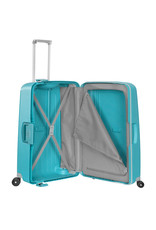 Samsonite Samsonite S'Cure Spinner 75cm Reistrolley Aqua Blue
