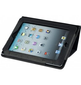 Tony Perotti Tony Perotti - leren ipad cover - ipadhoes - 1 - 2 - zwart