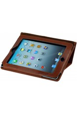 Tony Perotti Tony Perotti - leren ipad cover - ipadhoes - 1 - 2 -  cognac