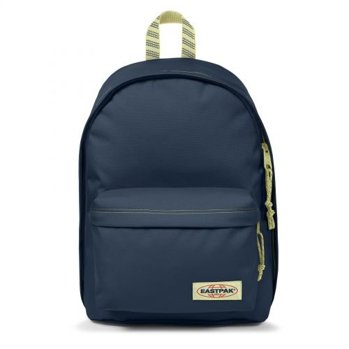Eastpak Eastpak Out Of Office Blakout Stripe Icy 15 inch laptop rugtas
