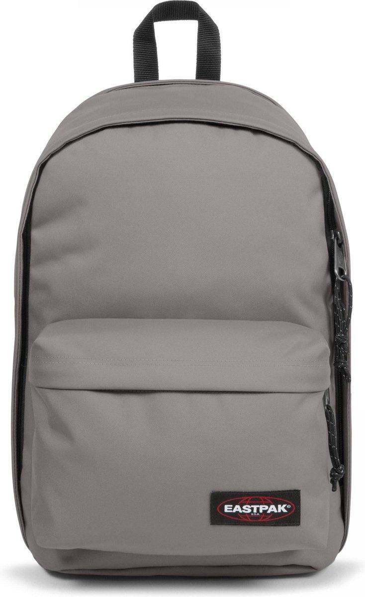 Eastpak Eastpak Back To Work schooltas met laptopvak   - Concrete Grey