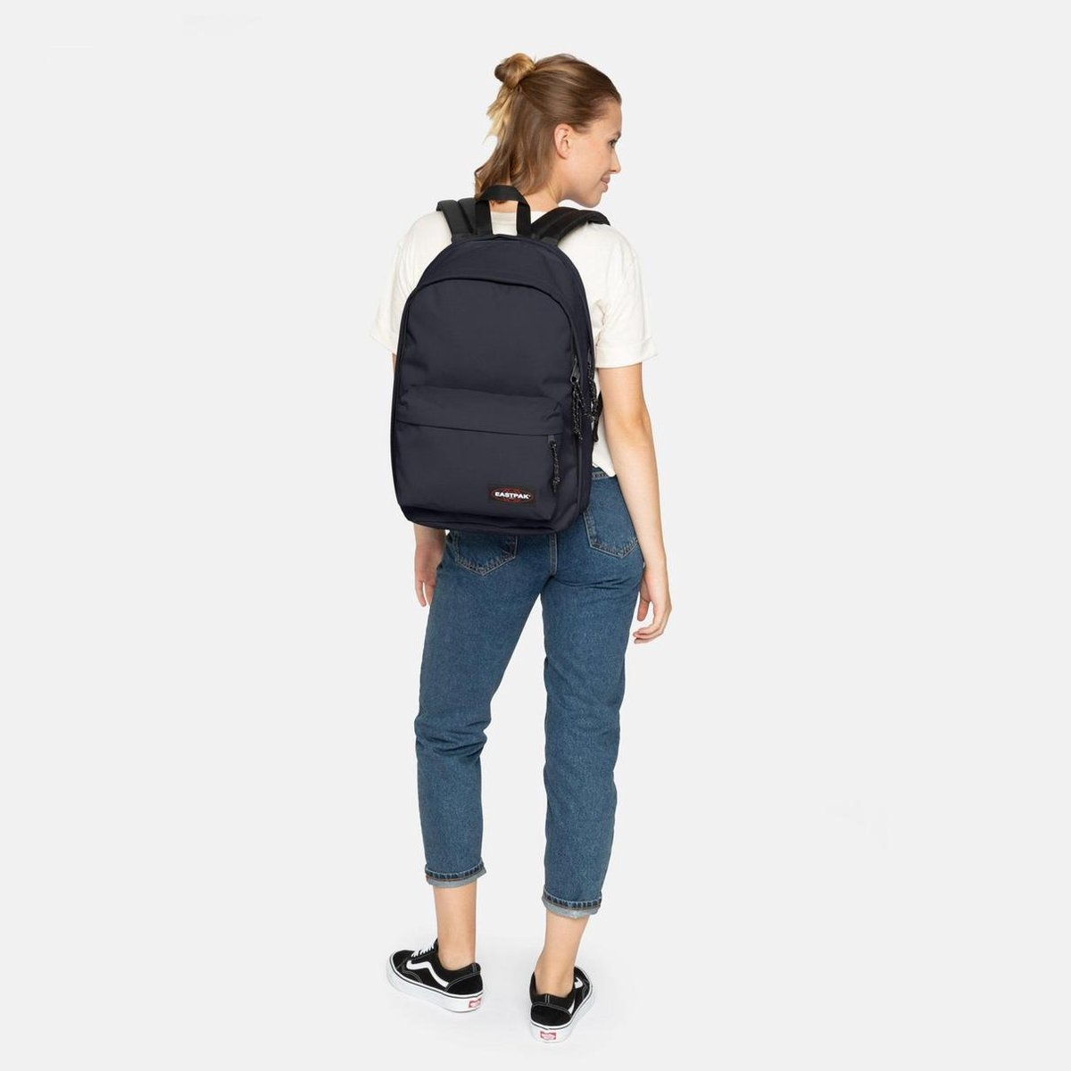 Eastpak Eastpak Back To Work schooltas met laptopvak   - Night Navy
