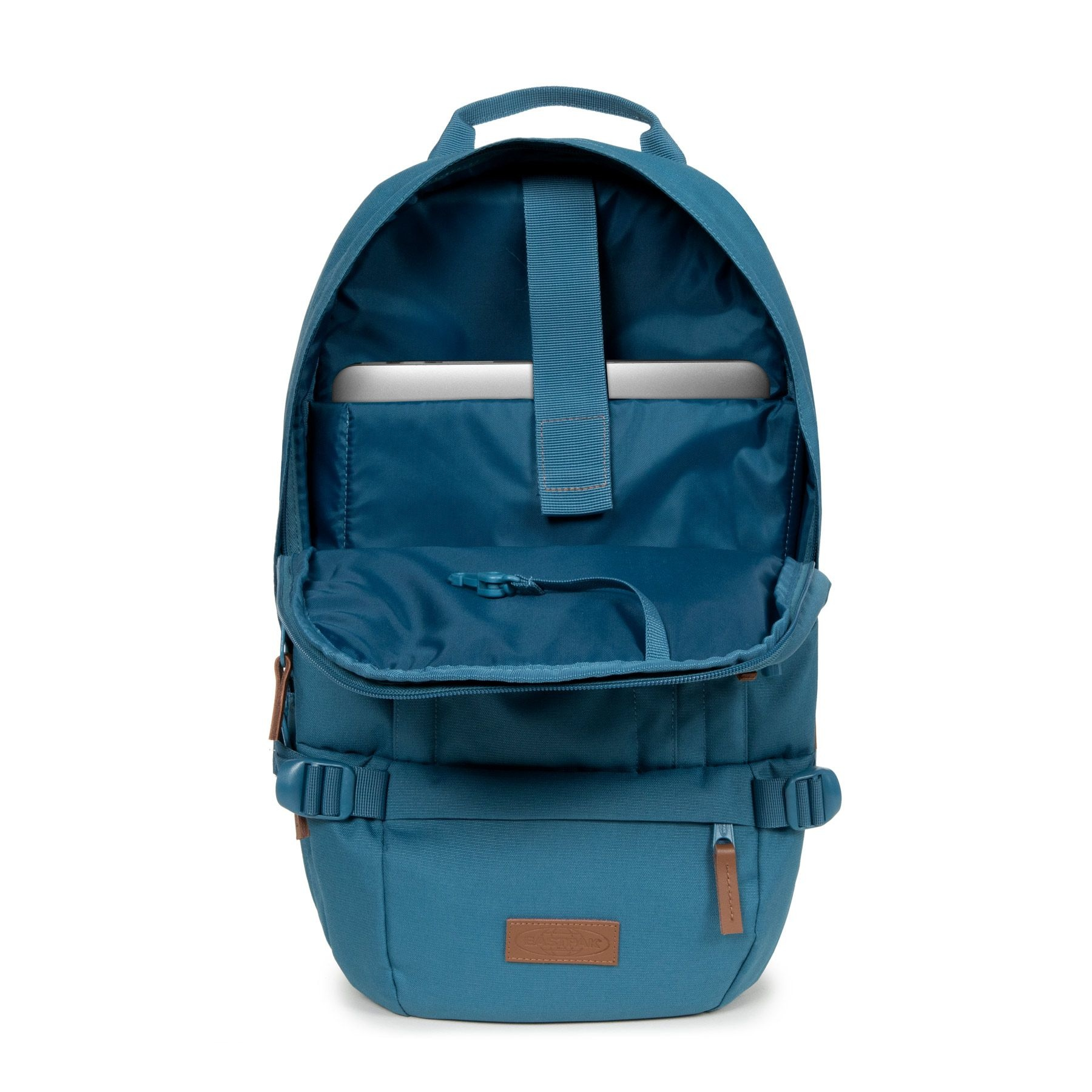 Eastpak Eastpak Floid Mono Midnight platte 15.6 inch laptop rugzak