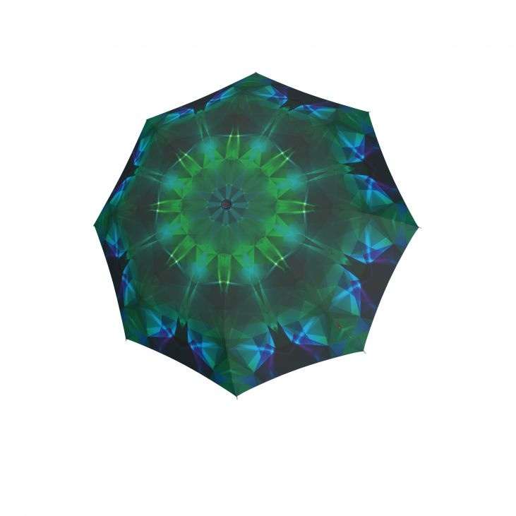 Knirps Knirps T-200 M Duomatic Windproof Paraplu  - Variety Jade