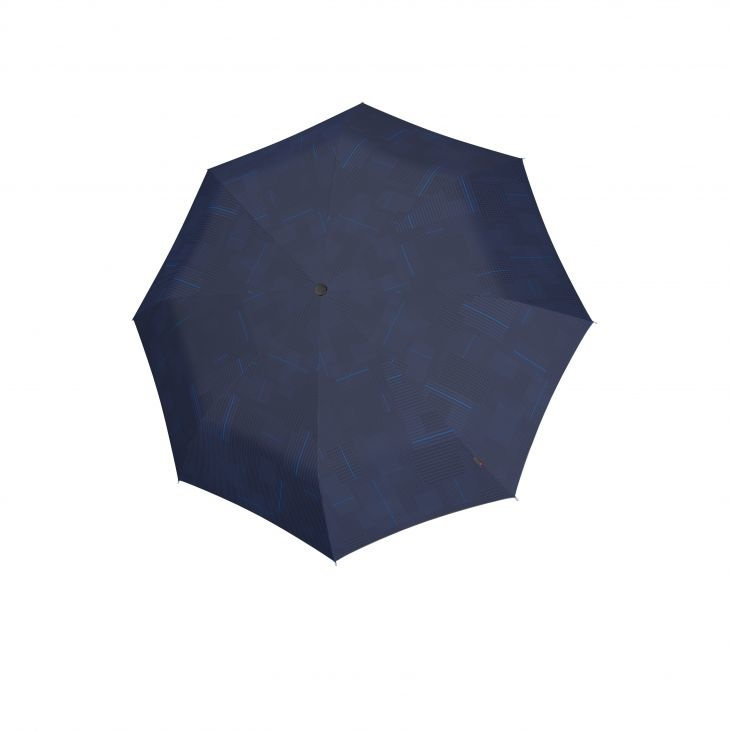 Knirps Knirps T-200 M Duomatic Windproof Paraplu  - Challenge Blue