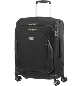 Samsonite Samsonite X'Blade 4.0 Spinner 55 Strict Toppocket Black handbagage koffer