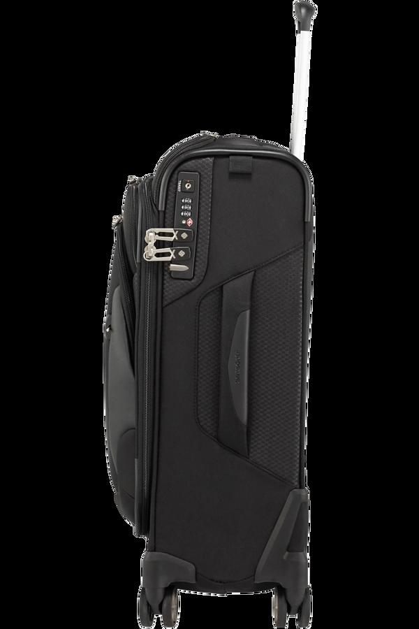 Samsonite Samsonite X'Blade 4.0 Spinner 55 Strict Toppocket Black handbagage koffer