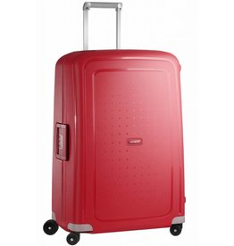 Samsonite Samsonite S'Cure Spinner 75cm Crimson Red