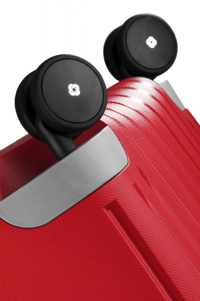 Samsonite Samsonite S'Cure Spinner 69cm Crimson Red flowlite spinner koffer