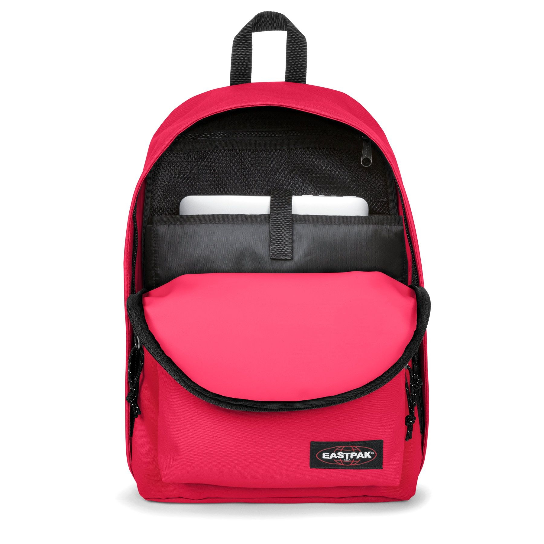 Eastpak Eastpak Out Of Office Hibiscus Pink 15 inch laptop rugtas