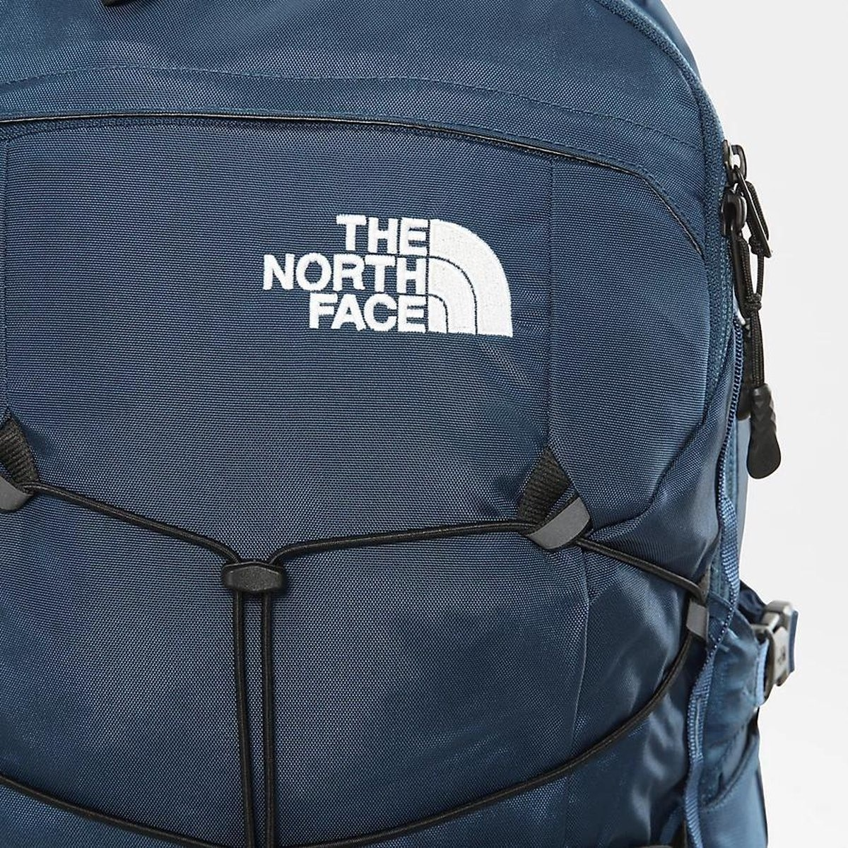 The North Face The North Face Borealis 16 inch laptoprugzak - Blue Wing Teal / TNF Black - nieuwe versie