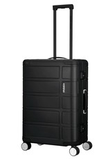 American Tourister American Tourister Alumo  Spinner 67 Black Aluminium Reiskoffer made by Samsonite