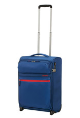 American Tourister American Tourister handbagagetrolley Matchup Upright 55 Neon Blue