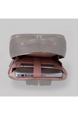 FMME. FMME. Laptop rugtas 13 inch Claire - Zwart Croco Leer