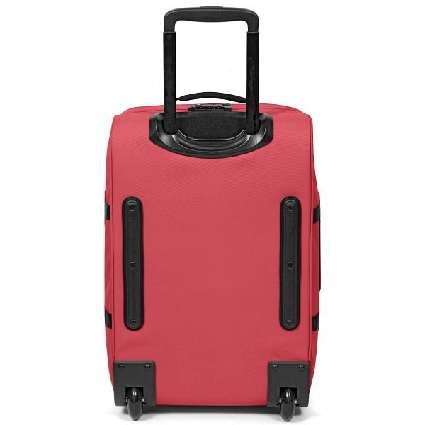 Eastpak Eastpak Tranverz S Rustic Rose Handbagage reistas met trolley en wieltjes