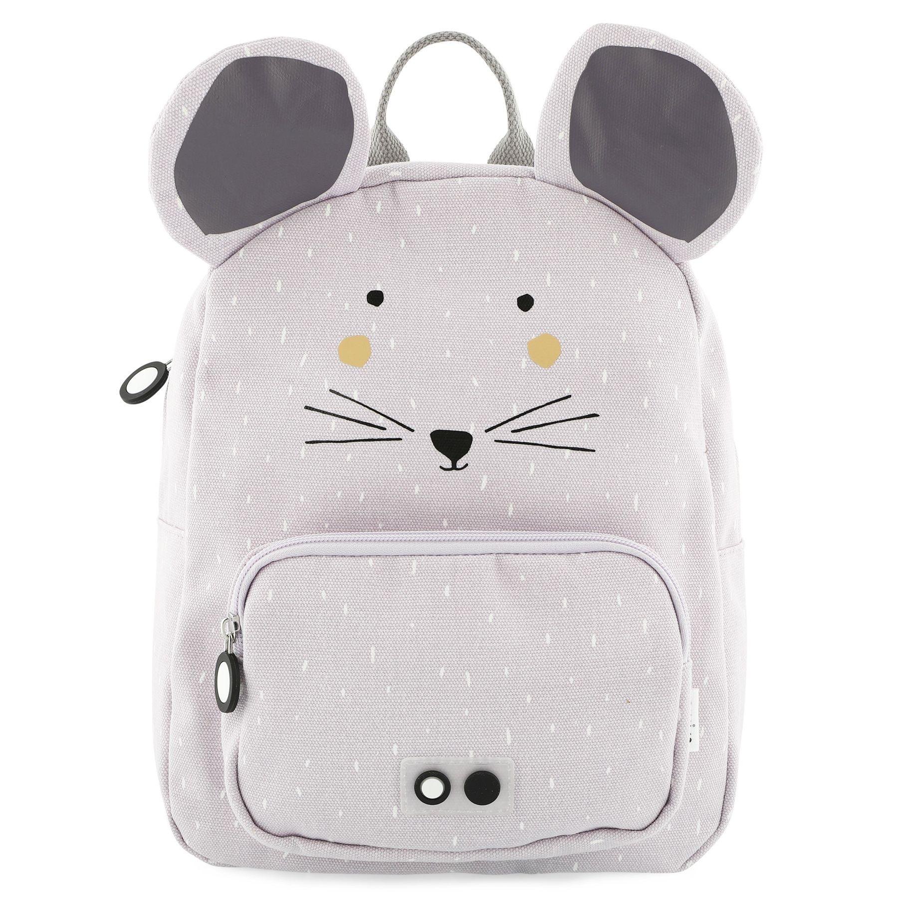 Trixie  Trixie kinderrugzak - Mrs. Mouse rugtasje
