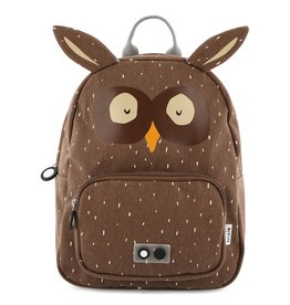 Trixie  Trixie kinderrugzak - Mr. Owl rugtasje